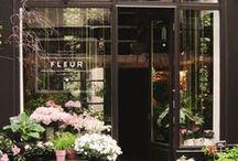 Florist/Flower shop ideas