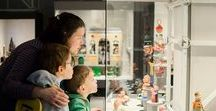Visit Mechelen & Toys' Museum / The Museum has one of the biggest toy collections in Europe, with toys from all over the world, from the present and the past. Discover and rediscover toys and play with them too!