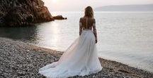 Fehér Szalon / Nora Sarman Bridal / Sármán Nóra menyasszonyi ruha kollekciója