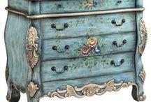 paited furniture