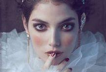 Makeup / Inspiration or daily and dramatic makeup looks