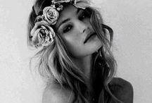 Bohemian Bride / Inspiration