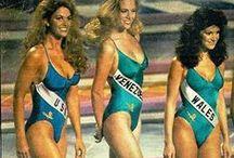 Miss Universe + Miss USA / Miss Universe 1970-1993   <3 Miss USA 1970-1990   <3