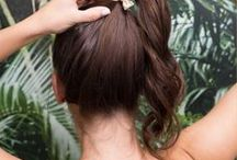 Healthy Hair Tips and Tricks / The best hair tips to help you take care of your natural gorgeous hair.