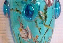 art nouveau : vases et carafes / by Tigrette