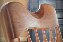 Rocking chair / Rocking chair made in Canada. We ship worldwide.