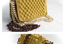DM handmade / Le mie borse / My Bags handmade