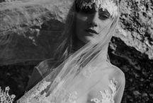 Ethereal Veils / Inspiration / menyasszonyi fátylak