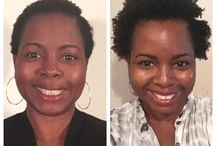 How to grow your natural hair after 40