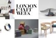 London Craft Week at CAA (3-7 May 2016) / Join us for exhibitions, demonstrations, debates and maker conversations at Contemporary Applied Arts with Sue Paraskeva (ceramics), Dorothy Hogg (jewellery), Christian O'Reilly (furniture), Helen Carnac (metal), Tracey Rowledge (bookbinding), John Makepeace (furniture) and Julian Stair (ceramics).