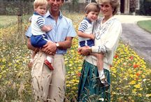 their royal highnesses: House of Windsor