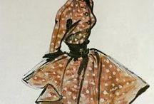 Fashion Illustration / by Alison Wheeler
