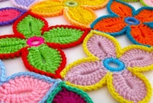 Crochet and hand made things I love... / Handmade things / by Donna McMahon