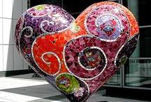 Mosaics / Mosaics / by Donna McMahon