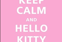 HELLO KITTY / I ♥ Hello Kitty!