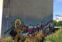 S.T.R.E.e.T A.r.T / Graffitis, Streets, Public Area ...