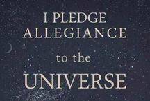 l'univers connu / The universe, infinite source of poetry.