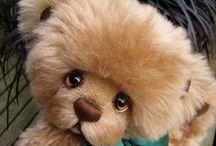 Handmade Teddy Bears & other cuties