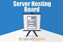 "۩❄۩ Server Hosting Board ۩❄۩ / The best server hosting news, community & suggestions on social media. If you want to be a pinner just follow me and comment on any pins of my message board. Once you are a member add other great pinners by clicking the ""Edit Board"" button below! / by Server Point"