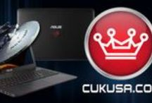 Customizable Computers / As quickly as computer manufactures release new product, Computer Upgrade King is right behind offering a multitude of customization and modifications to the computers. At each new release, we strenuously stress test each new modification before releasing it to you. Our customized computers therefore perform beautifully with maximized configurations. Visit our website CUKUSA.com often to see new release.