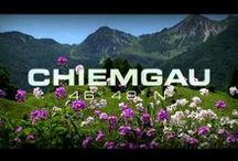 Videos der Region Chiemgau - vom Chiemsee - und vom Golf Resort Achental  / Videoclips mit Impressionen aus dem Chiemgau sowie vom Chiemsee und vom neuen Golf Resort Achental in Grassau.