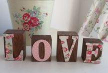 Vintage n shabby chic / All about vintage n shabby chic stuff :)
