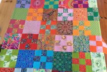 My patchworks / patwork and quilting