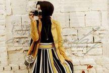 Hashtag Hijab / Hijab fashion style