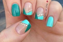 Nails / Easy and fashonable