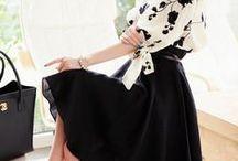 dress and skirt designs