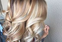 hair style / Hair cuts, hair styles and tips for a pretty hair
