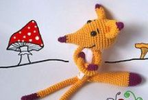 My Own / my handmade animals and so on...