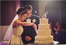 Cakes | Inspiration Board / Wedding Cakes | Wedding Cake | Wedding Cake Ideas | Wedding Cake Inspiration | Floral Wedding Cakes | Ombre Wedding Cakes | Monogrammed Wedding Cakes