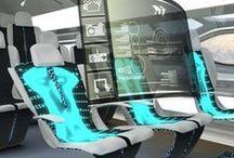 Future Technologies / tomorrowland kind of technologies