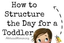 Toddlers / All about raising toddlers! Tips, toys and more!
