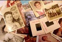 Ricordi - organizzare le foto stampate / qui trovate link utili su come organizzare le vostre vecchie fotografie stampate