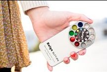 Fotografia mobile - accessori / abbiamo tutti un cellulare ormai e la fotografia mobile è un modo bello per poter catturare ricordi della nostra famiglia. Qui trovate accessori interessanti per rendere il vostro cellulare super-potente!