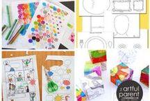 Download gratuiti - creare con bambini