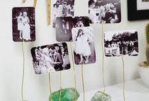 Casa - idee per esporre foto / questa bacheca raccoglie idee di come esporre le proprie fotografie stampate, come disporle in casa - in modo informale e originale. Non lasciate i ricordi sul computer o nei cassetti!