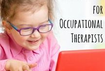 Pediatric Occupational Therapy / Visit this board for #Pediatric #OT #Activities & #Tools