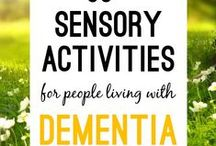 Dementia Activities for OTs / #dementia #activities for #geriatric #occupational #therapists working with #seniors