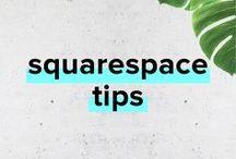 Squarespace Tips / Squarespace, Tips, Design, Business, Templates, Creative, How, Make, Template, Blog, Graphics, Tutorial, Help, Tricks, Video, DIY, Website, Business, Solopreneur, Entrepreneur, Fempreneur, Girlboss, Ladyboss, Biz, Small Biz, Squarespace Website Design Tips and Tricks