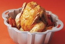 Poultry / Mostly chicken and turkey recipes