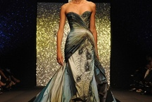 Elegant gowns.....celebs take note :) / No fashion disasters here ! / by Susan Ward