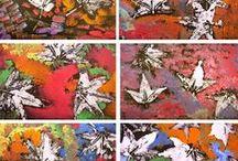 art flowers/trees....