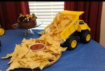 Fun Food & Activities for Birthday Parties! / Fun Food & Activity ideas for Birthday Parties. #1 is rent a Mobile Video Game Truck! Mobile Video Game Parties, Fun activities, Decorating ideas...