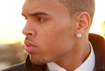 ♥♪Chris Brown♪♥ / by Jenna Herman♥