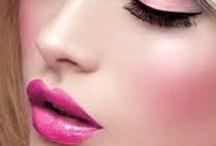 Maquiagens e Cabelos Lindos
