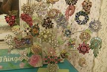 jewelery, scarves and purses.