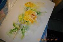 my work / amateur painter